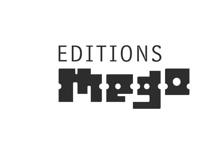 Logo Editions Mego