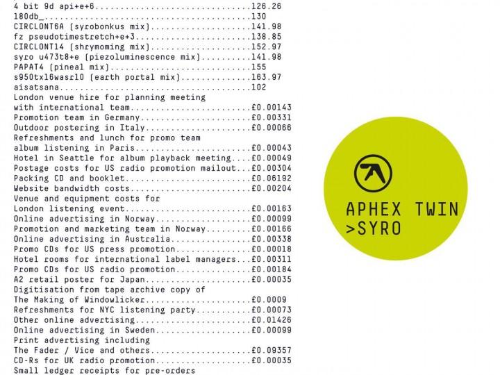 Aphex Twin — Syro
